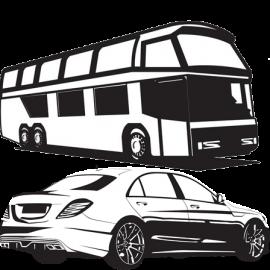 К легковым и автобусам