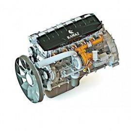 Запасные части двигателя КАМАЗ