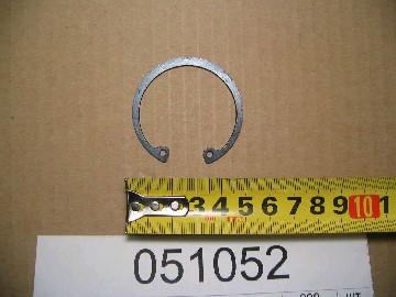 Кольцо стопорное пальца поршня (ОАО КамАЗ)
