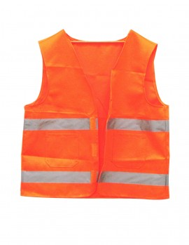 Жилет светлоотражательный оранжевый