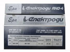 Электроды сварочные (2.5кг)