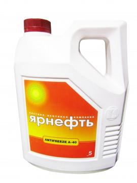 Антифриз (красный) (t-40) (5кг)