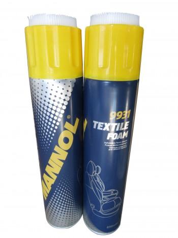 Очиститель салона многофункциональный пенный 650 мл (полироль)