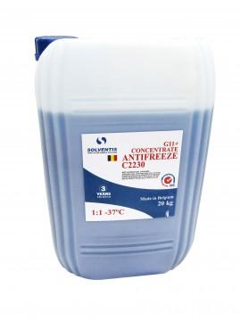 Антифриз концентрат Solventis (20 кг) синий G11+