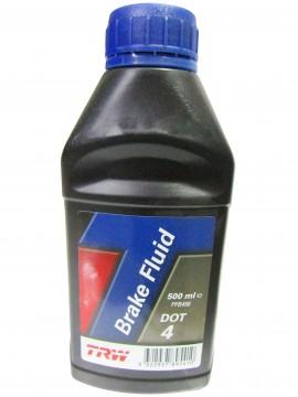 Жидкость торм. DOT4 0,5L