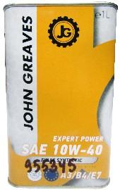 Масло моторное EXPERTE Power 10W40 CI-4/SL (1дм) (John Greaves)