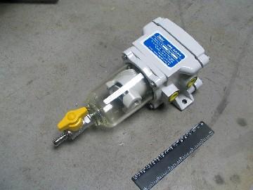 Фильтр топливный с водоотделителем (062982)