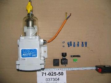 Фильтр топливный с водоотделителем и подогр.12В, 250Вт (061235)
