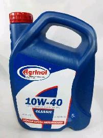 Масло моторное 10W-40 CG-4/SJ (5дм/4.4кг)