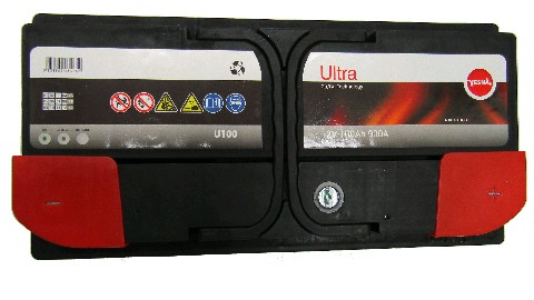 Аккумулятор 6СТ-100 VESNA ULTRA 900А,R