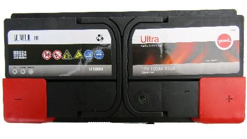 Аккумулятор 6СТ-100 VESNA ULTRA 920А,R