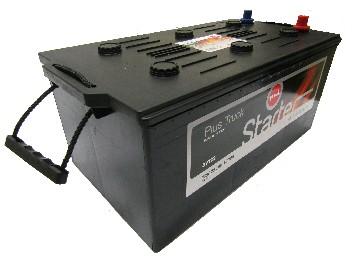 Аккумулятор 6СТ-225 STARTER VESNA 1300А,L