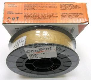 Проволка сварочная 0,8мм (5кг) Gradient