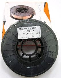 Проволка сварочная 1,0мм (5кг) Gradient