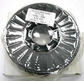 Проволка флюсовая 1,0мм (5кг) Gradient