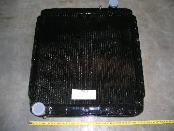 Радиатор водяной 3-х рядный (пр-во ШААЗ)