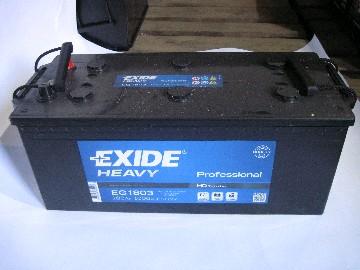 Аккумулятор залитый (513х223х223),L,EN1000
